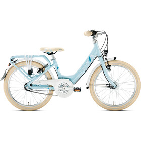 """Puky Skyride 20-3 Alu Light Lapset lasten polkupyörä 20"""" , sininen"""